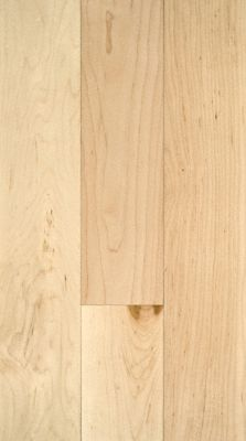 1/2&#034; x 5&#034; Natural Maple Engineered